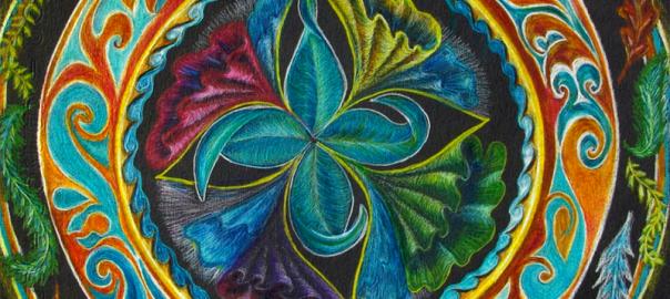 mandala, un esempio di interdipendenza